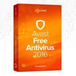 Instalación Antivirus Avast