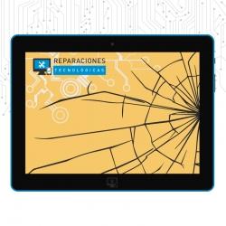 Sustitución de pantalla Tableta