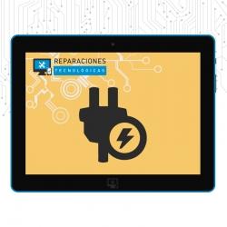 Sustitución conector de carga Tableta